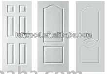 wood veneer door skin with mdf door skin