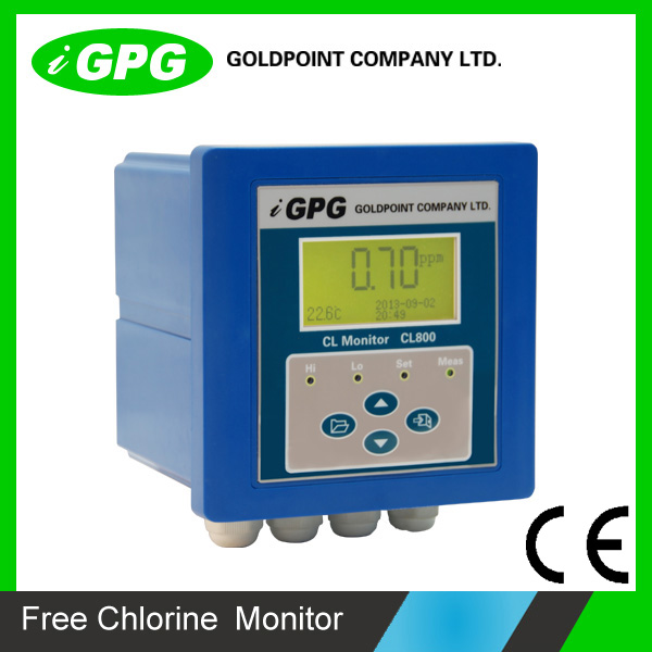 electronic chlorine tester CL800
