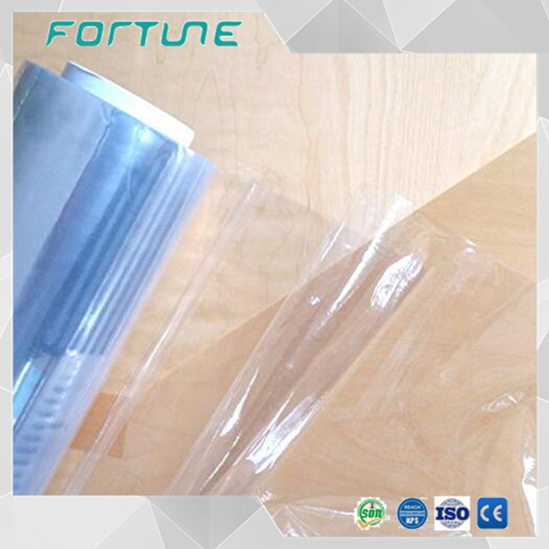 factory clear film plastic transparent for package