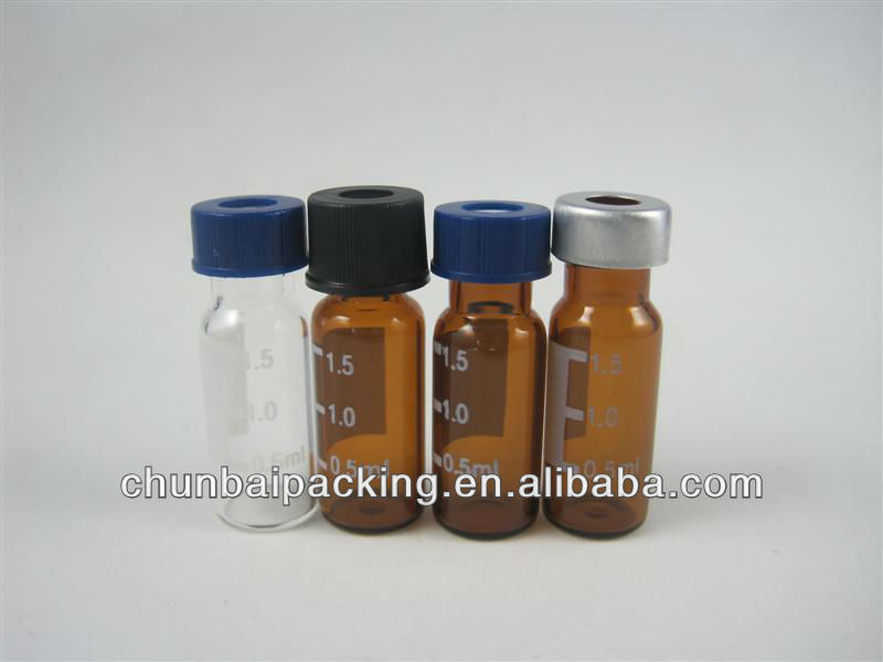 1.5ml test vials