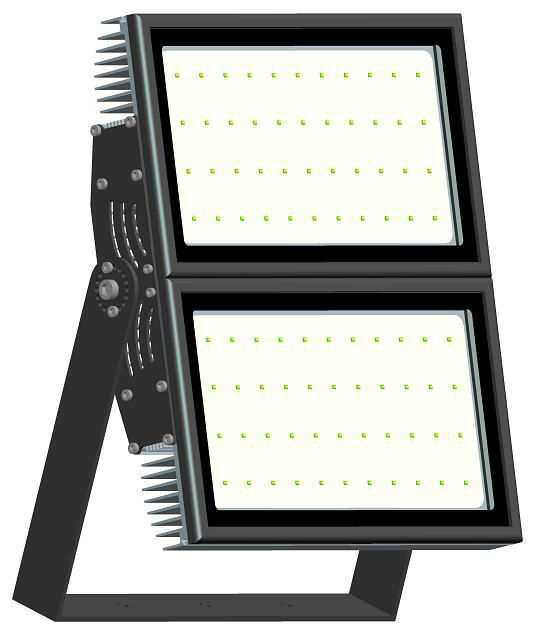 240 Watt Led Flood Light CREE Led, Patented Design