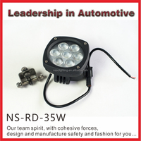 Led Work Light For Jeep Wrangler SUV ATV UTV Work Light Spot flood Led 12v 24v Offroad Led Lamp