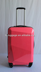 Latest styles for ABS&PC woman Travel Luggage