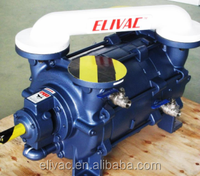 ELIVAC Two Stage/Multi-Stage Liquid Ring Vacuum Pump for Higher Degree of Vacuum