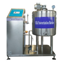 Cheap Stainless Steel Milk Pasteurization Machine Fruit Juice Pasteurizer for sale