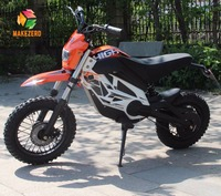 350w 500w 1000w full suspension customization vintage electric chopper bike electric dirt bikes for kids and adults