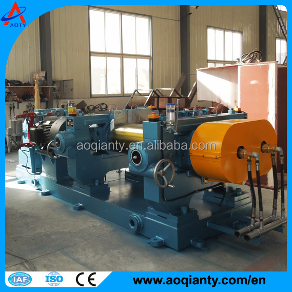 XK-450 Two Rolls Rubber Mixing Mill/Open Mixing Mill/Rubber Milling Machine