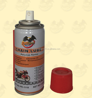 Power Eagle Motorcycle Bicycle Spray Chain Lubricant