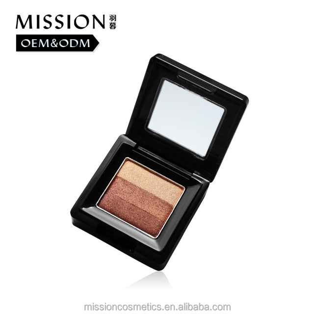Markwins manly cosmetics eyeshadow with eyeshadow palette packing