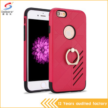 Newest fashional trending product ring holder water-resistant phone case for iPhone 6