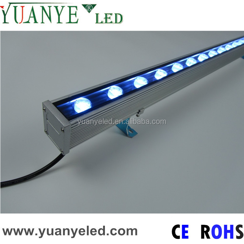 Wholesale Commercial IP 68 Low waltage Outdoor rgbw led wall washer