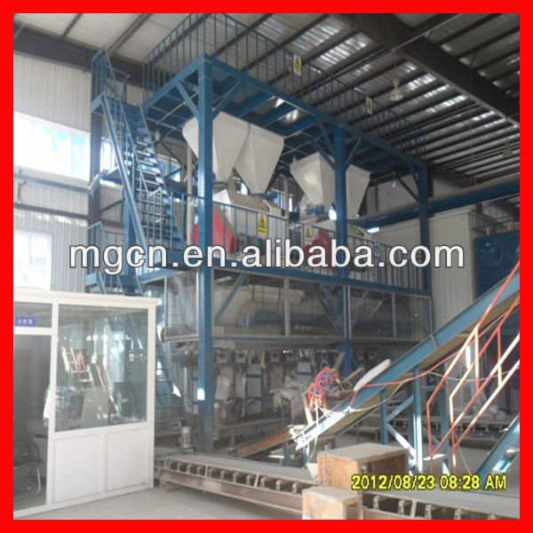 High quality new product hot sale automatic gypsum powder production line made in China
