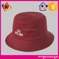 Popular Design Your Own Custom Plain Bucket Hat Wholesale