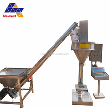 Semi automatic net weight powder filling machine/powder filling machine/detergent powder filling packing machine