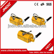 Top sale Portable Steel Plate Permanent Magnetic Lifter