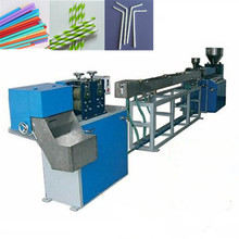 China drink straw production line