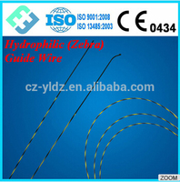 PTEF Zebra Guide Wire