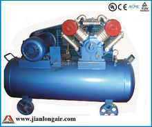 10hp 178PSI two stage air compressor with CE certificate for sale