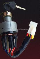 Volvo EC210 excavator ignition switch