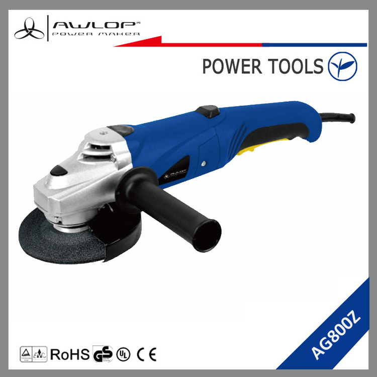 AWLOP 4-1/2 Angle Grinder, 800W 6Amp angle grinder armature,paddle switch for angle grinder