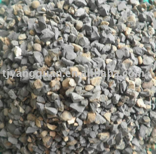 Rotary kiln Bauxite 87% for abrasive industry
