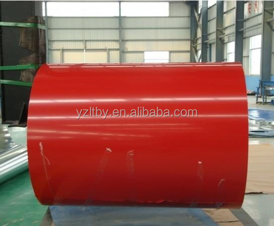 Yanzhao Lantian famous brand PPGI Factory&timely delivery,PPGI,prepainted galvanized steel coil