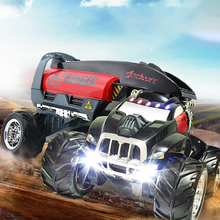 2.4G Remote Control Oil Tank Car Powerful Racing Drifting RC Car Toy