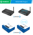 RK3368 Octa Core Mini HD Internet Indian Media Smart Stream TV Box