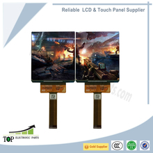 VR glass LCD kits with dual 3.81 inch 1080p oled display with 90HZ refresh rate