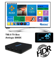 2016 QINTAIX Newest 4K HDR S905X Amlogic Android 6.0 MarshmaIlow TV Box Indian channels free internet tv box