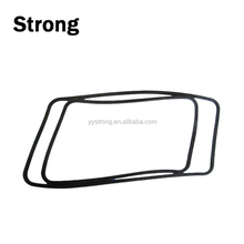 sunproof epdm nbr silicone aluminum window rubber seal for door and window in China