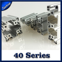 Is Alloy nor not 6000 series grade industrial aluminum goods shelf extrusion frame