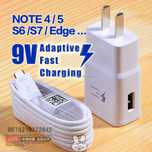 Adaptive Fast Charging US Plug Wall Charger EP-TA20JWE For Samsung S2 S3 S4 S6