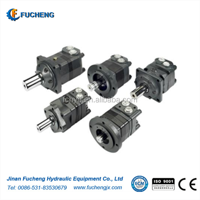 China Eaton Hydraulic Motor, Gerotor Orbit Hydraulic Motor
