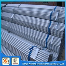 China Manufacture schedul 40 galvanized culvert pipe for green house