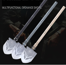 Multifunctional Emergency Military Shovel Outdoor Camping Folding Survival Shovel Kit Sappers Shovel