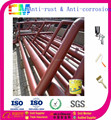anti-corrosion coating for steel surface