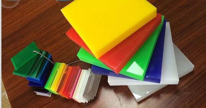 Virgin material 20mm thick pmma sheet for industry