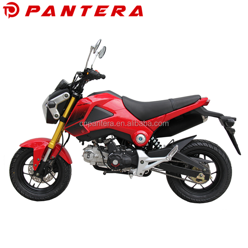 Cool Monkey Motorcycle New Mini Moto Pocket Bike 110cc