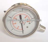 full stainless steel pressure measuring device