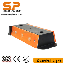 GL-A08-02 Road Safety Solar LED Guardrail Delineator Light