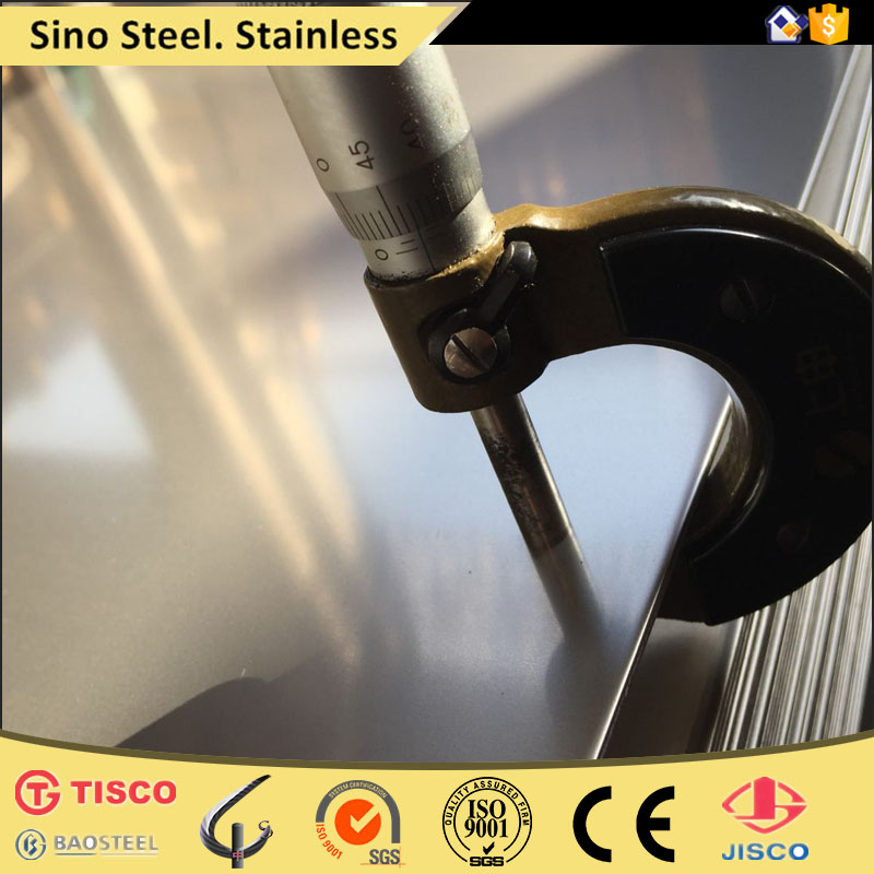 TISCO BAOSTEEL <strong>CR</strong> 304 316 201 316l 430 420 Stainless Steel Plate