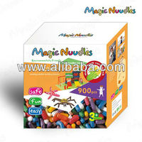 Magic Nuudles - Biodegradeable Building Blocks