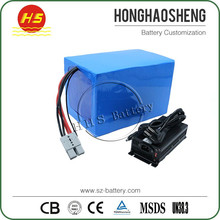 High power 72v electric bicycle battery 3000w 20Ah with BMS