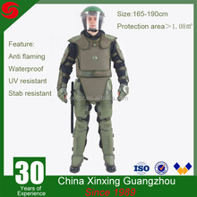 Police Anti riot suit/Anti riot gear/Tactical body protective equipment