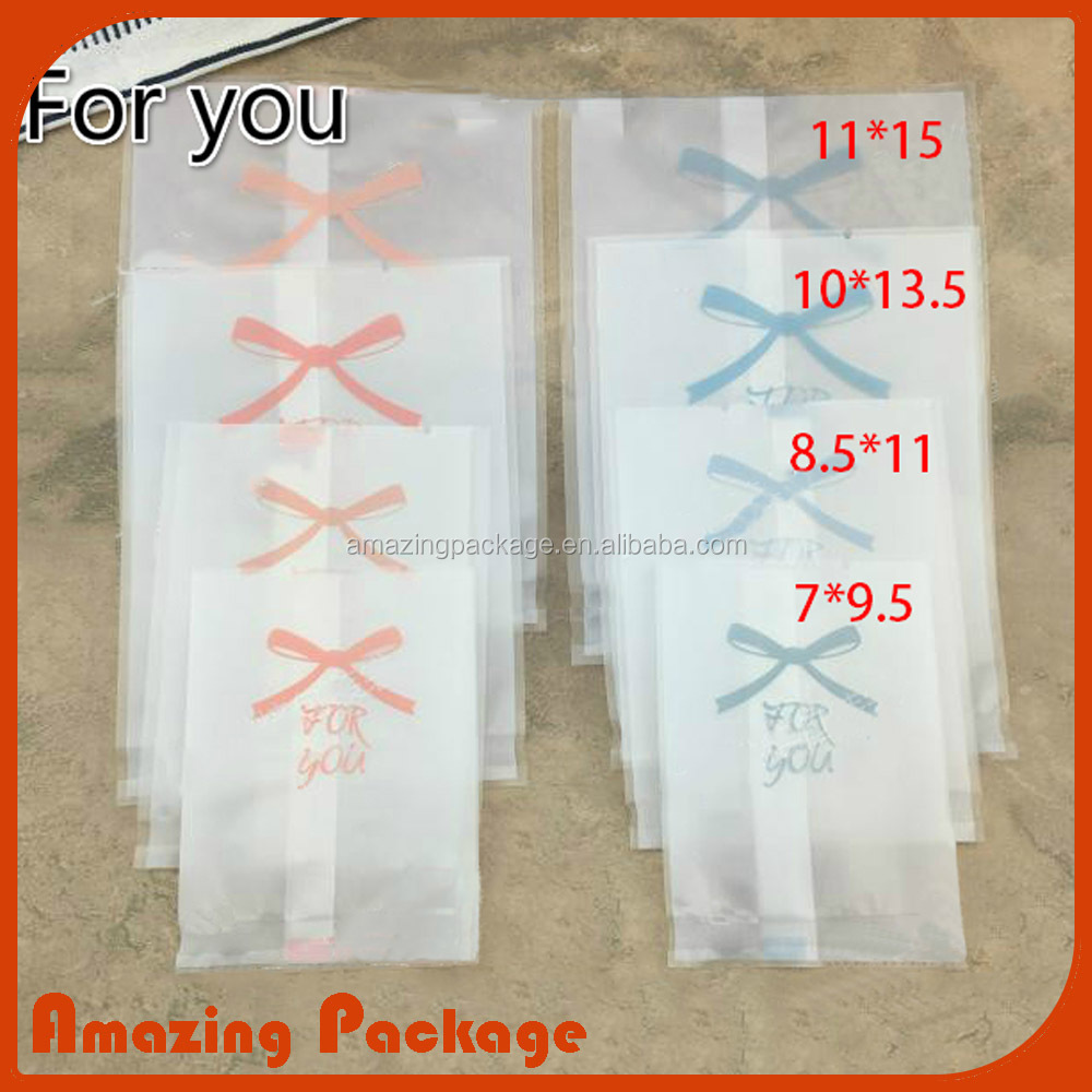 Heat seal cookie plastic packaging
