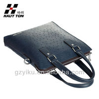 2013 New Style bag for men Ostrich print
