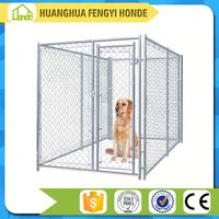 China Supplier Superior Quality Dog Run Fence Panels Durable In Use