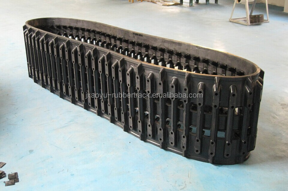 ATV Hagglunds BV206 Rubber Track, Rubber Track Belt, Hit Product From Factory Manufacturer