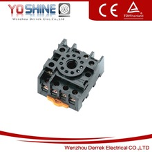 Electrical Switch Socket 12V Auto Relay Socket PF113A-E Auto Electrical Socket